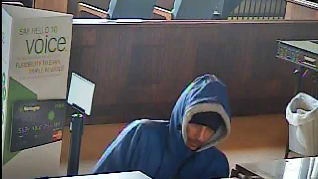 New Castle bank robbery (no caption)
