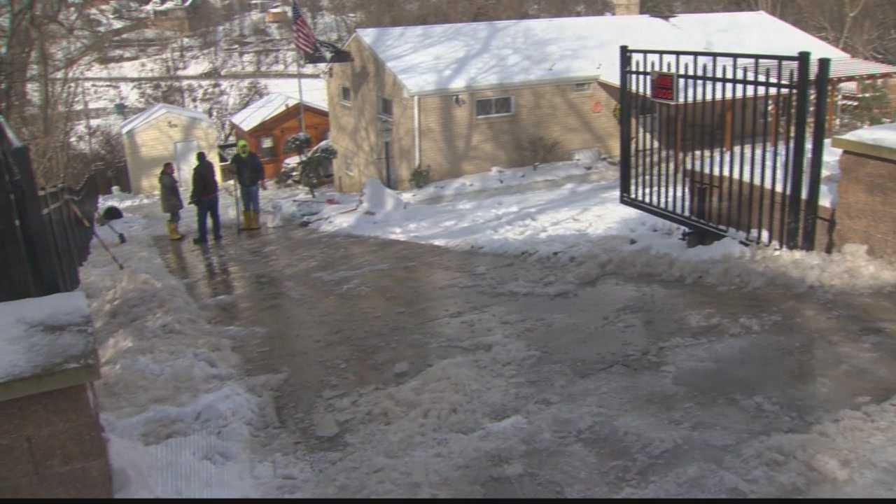 img-Water main break turns home into ice rink