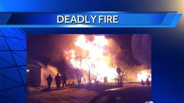 Man dies in Westmoreland County blaze