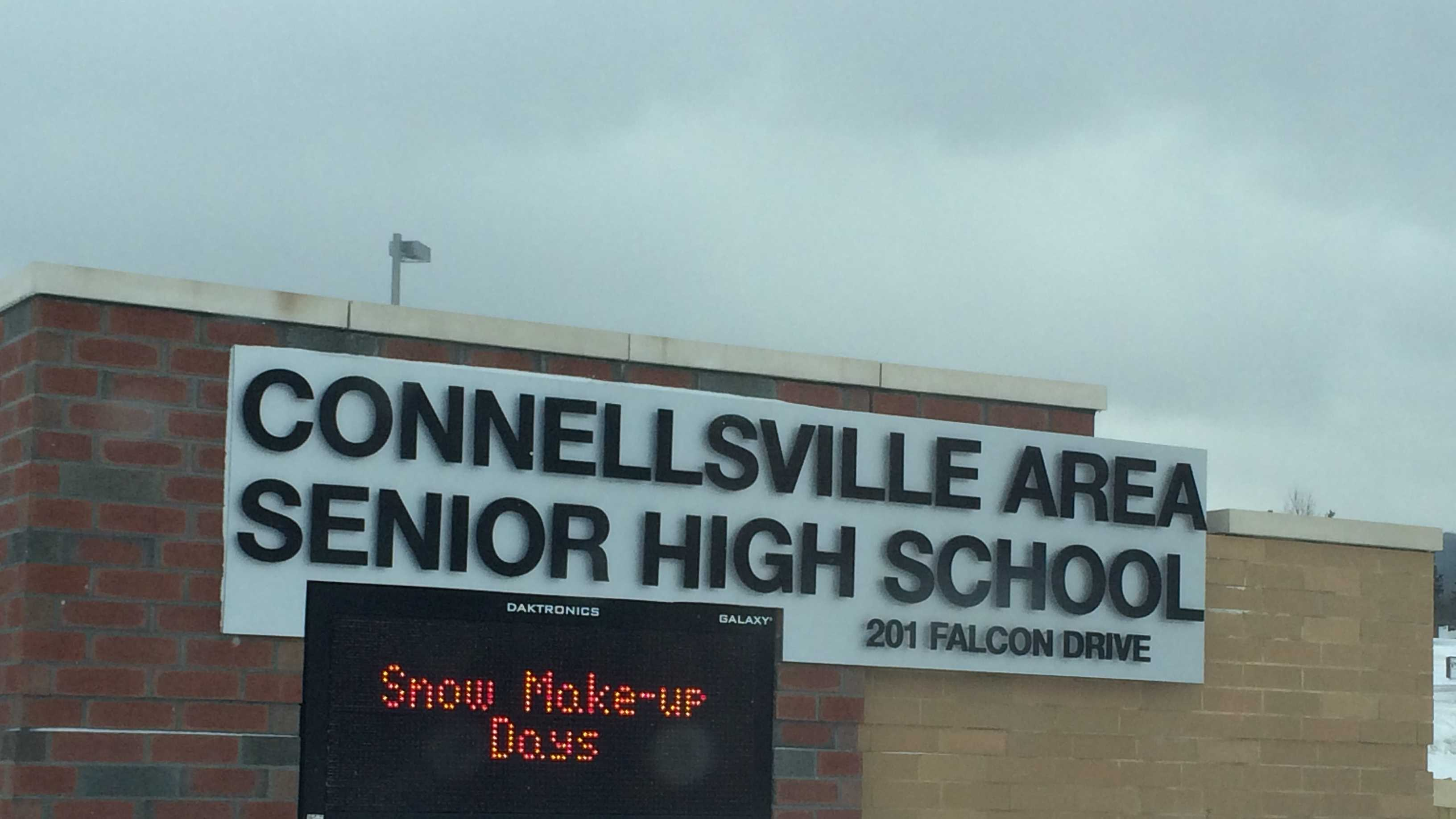 Connellsville Area Senior High School