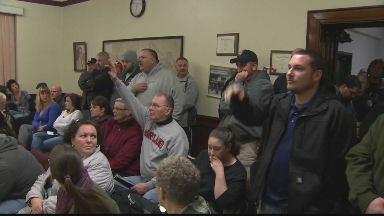 Munhall mayor calls former manager 'despicable' for mishandling audits&#x3B; layoffs scratched