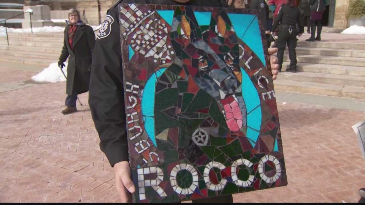 Rocco portrait
