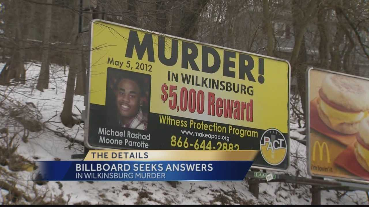 Michael Parrotte, 17, was shot to death in Wilkinsburg in May 2013.