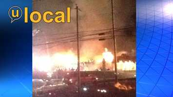 This photo was shared on u local by a WTAE viewer. Email your breaking news photos to ulocal@wtae.com or upload them at ulocal.wtae.com.
