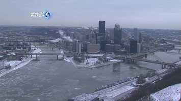 A new record was set on Jan. 7, when the high temperature was 4 degrees. It was the coldest high temperature ever recorded on that date in Pittsburgh history.