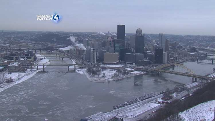 A new record was seton Jan. 7, when the high temperature was 4 degrees. It was the coldest high temperatureever recorded on that date in Pittsburgh history.