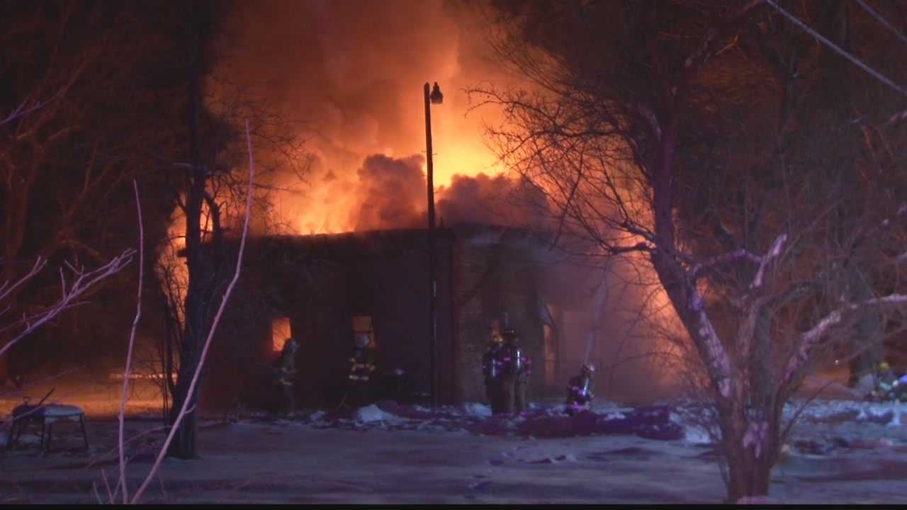 An 11-year-old girl who was unaccounted for at the scene of a western Pennsylvania home fire was found safe with a relative.