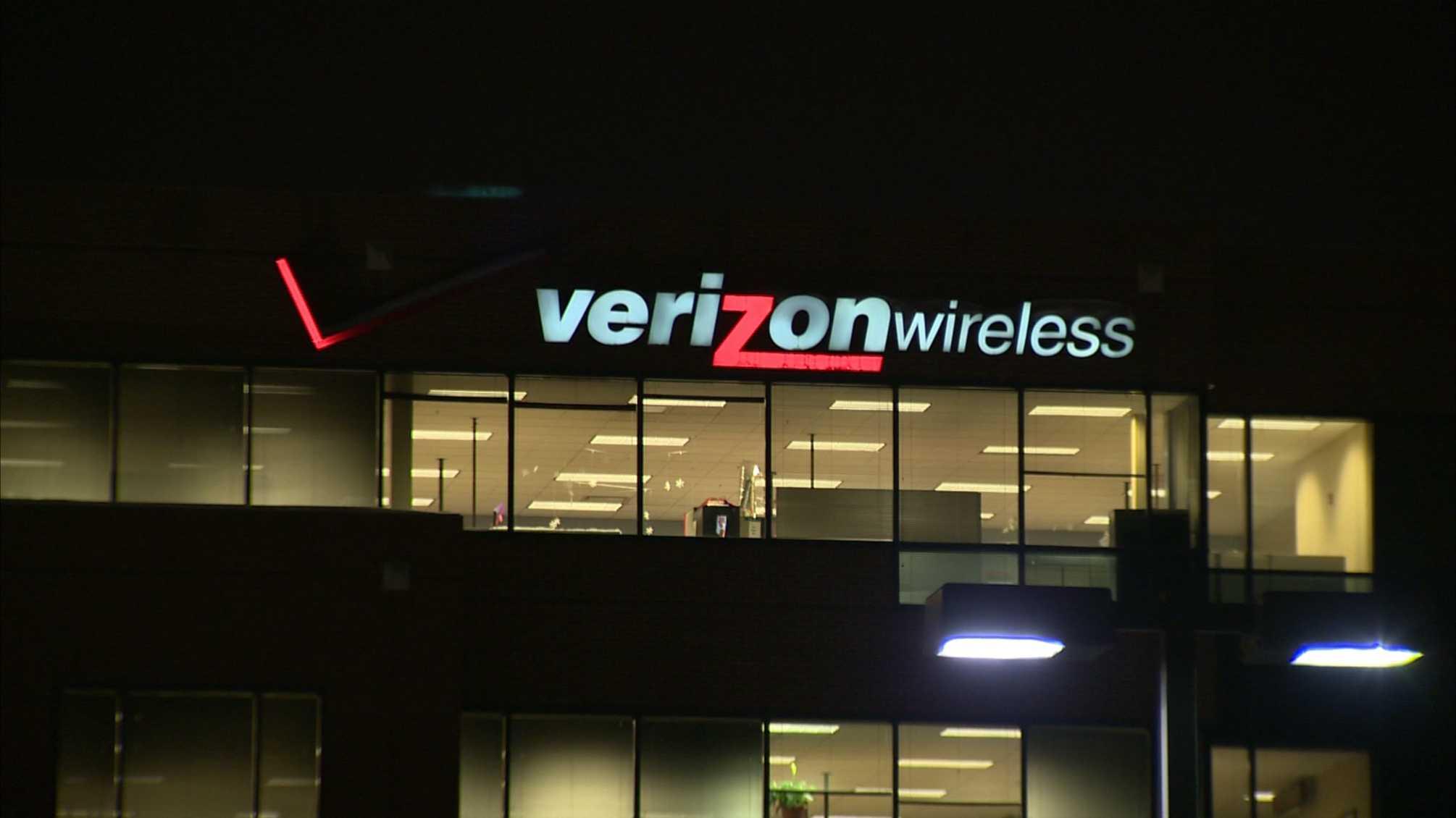 Verizon service center