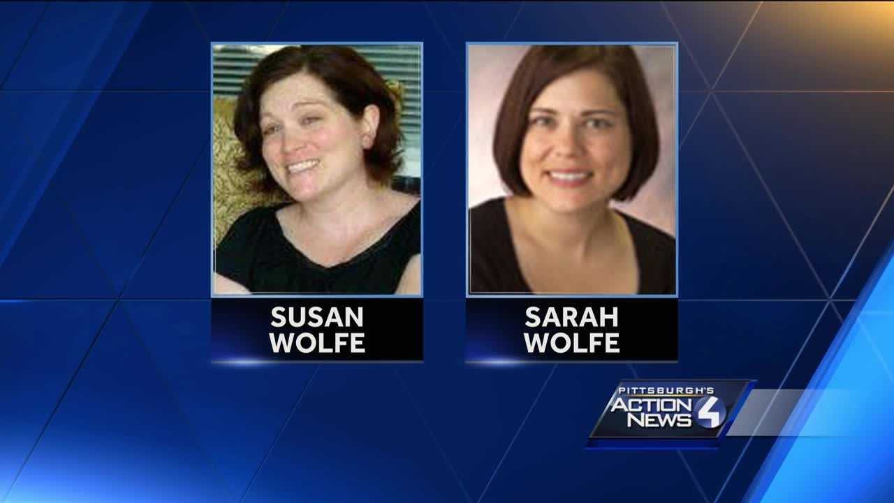 Sarah Wolfe and Susan Wolfe
