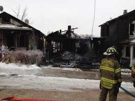 There were no reports of injuries in the Swissvale fire.