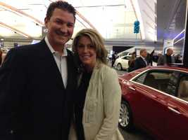 Mario and Nathalie Lemieux's Foundation -- The Mario Lemieux Foundation -- has been chosen for the third year in a row as the primary beneficiary of the gala, which is put on by the Greater Pittsburgh Automobile Dealers Foundation