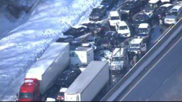 Pennsylvania turnpike crash
