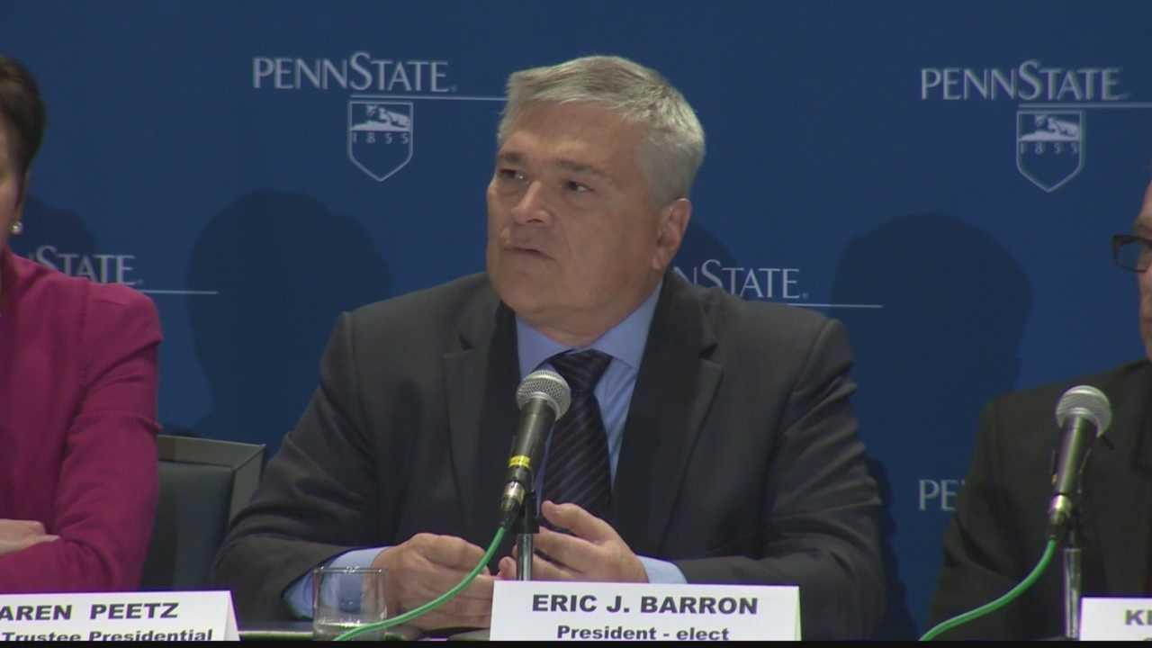 Eric Barron