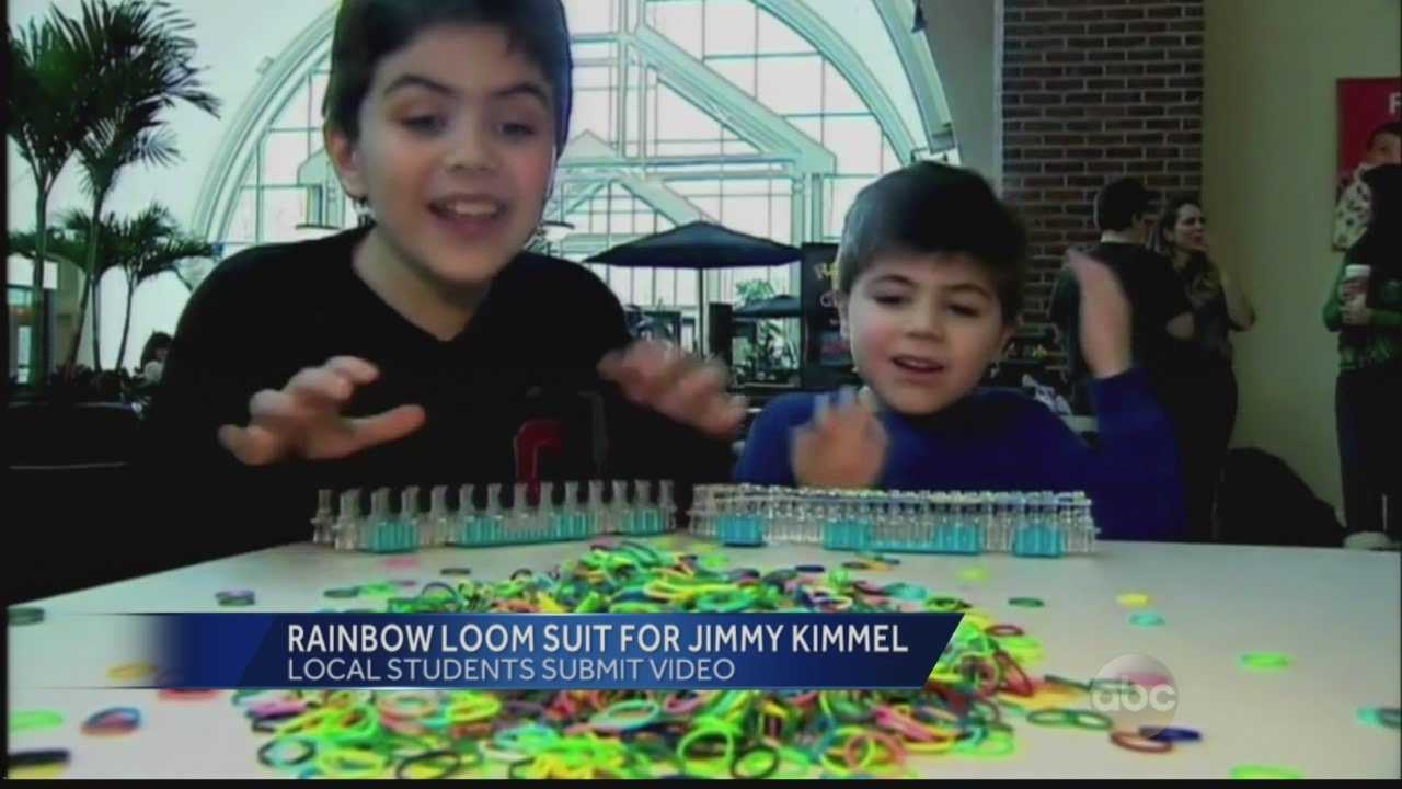 img-Peters Township students on Jimmy Kimmel