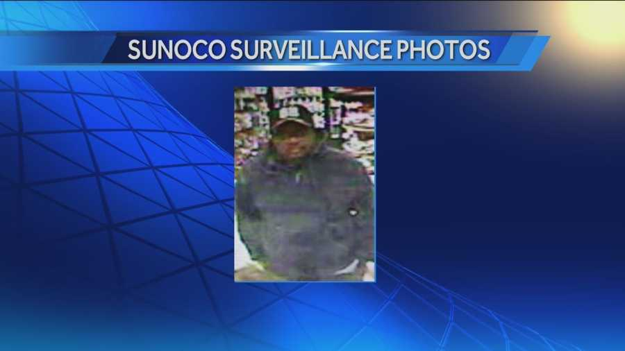 A relative of the man's live-in girlfriend said police asked her to look at the surveillance photos to determine if it is the same person. The woman told Channel 4 Action News she does not believe it is.