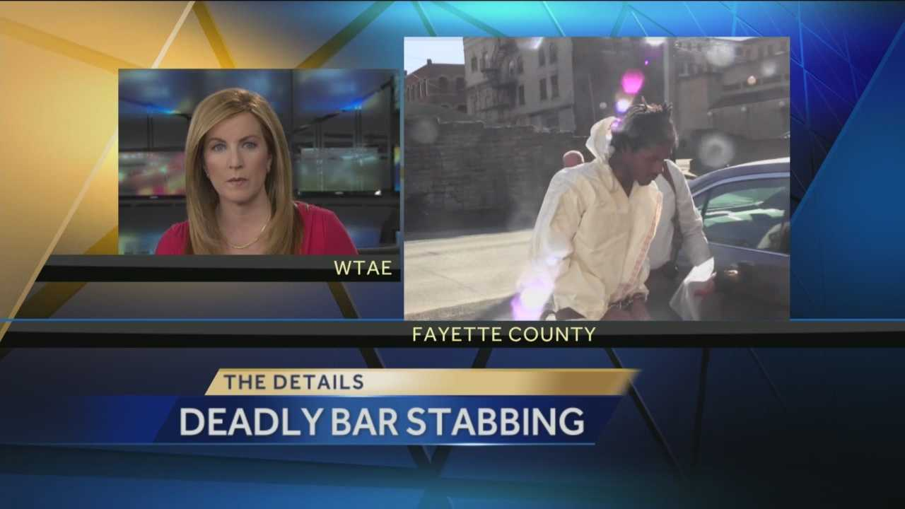 Woman dies after Uniontown bar stabbing