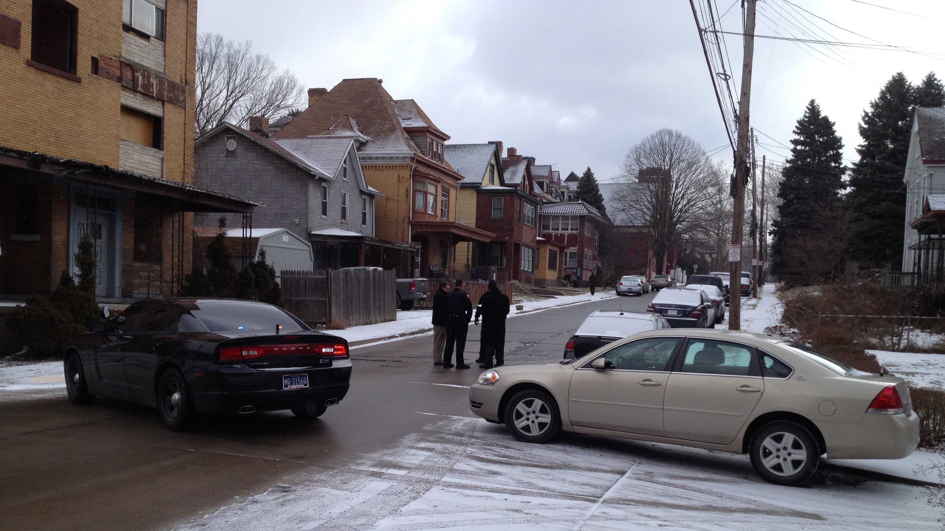 Wilkinsburg police activity