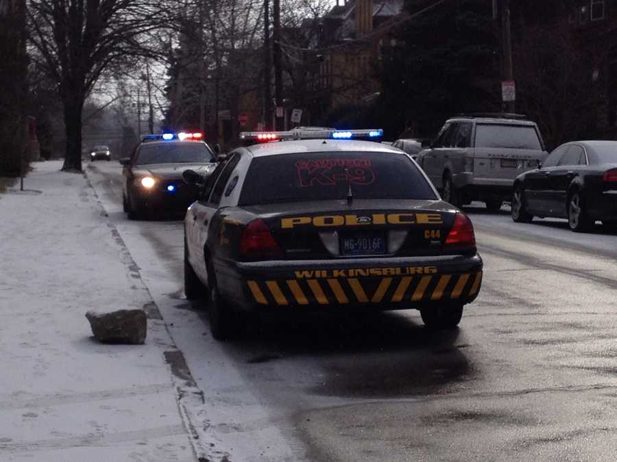 South Avenue was blocked to traffic while Allegheny County homicide detectives canvassed the area.