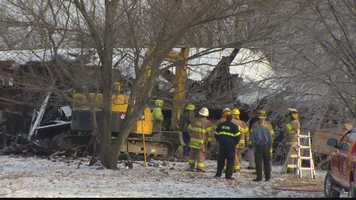 The name of the woman who died in a Cecil Township fire has not been released yet.