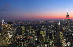 New York County, N.Y.(Manhattan)409 people moved here from Allegheny County between 2007 and 2011.