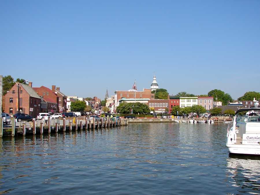 Anne Arundel County, Md.205 people moved here from Allegheny County between 2007 and 2011. (County seat: Annapolis)
