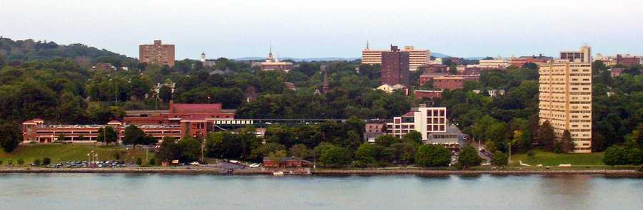 Dutchess County, N.Y.171 people moved here from Allegheny County between 2007 and 2011. (County seat: Poughkeepsie.)