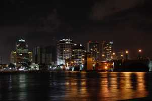 Palm Beach County, Fla.144 people moved here from Allegheny County between 2007 and 2011. (County seat: West Palm Beach)