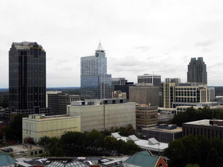 Wake County, N.C.139 people moved here from Allegheny County between 2007 and 2011. (County seat: Raleigh)