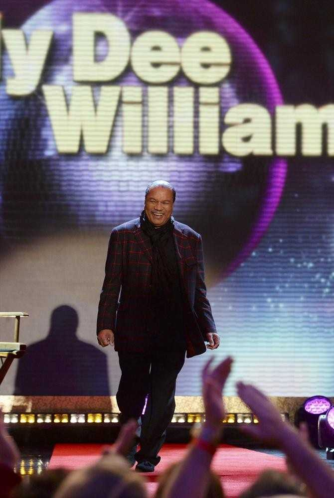 """Actor Billy Dee Williamshas played numerous characters during his storied career, including scoundrel Lando Calrissian in the """"Star Wars"""" trilogy.Pro Partner: Emma Slater"""