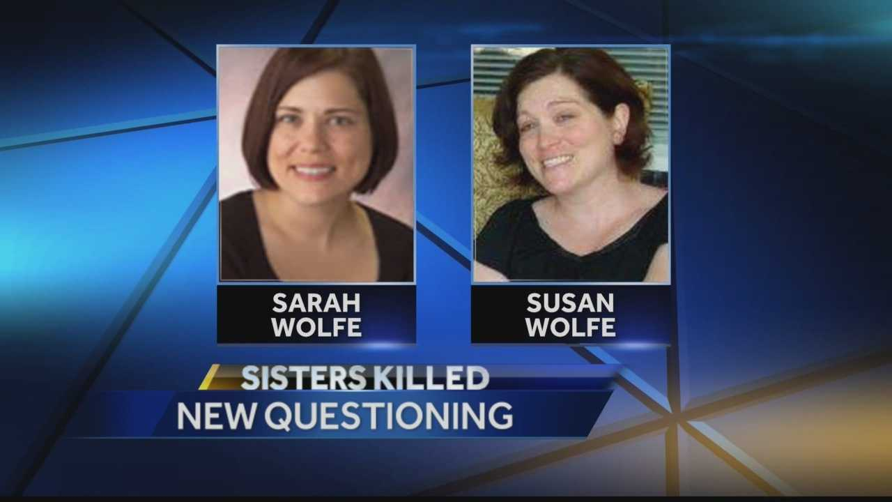 Law Enforcement continue to seek answers to find out if anyone else is involved in the death of the two sisters.  Pittsburgh's Action News 4's Kelly Brennan has the latest.