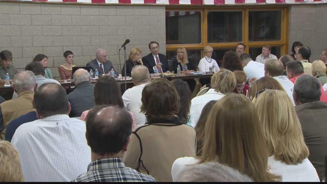 Mars school board members weigh proposed drilling