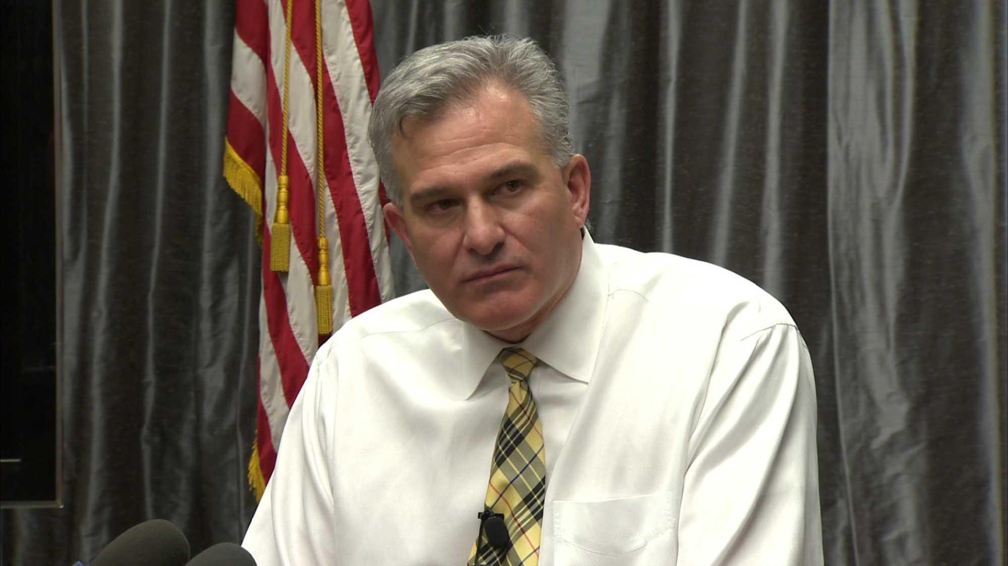 Allegheny County District AttorneyStephen Zappala