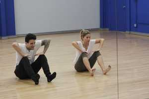 CANDACE CAMERON BURE and MARK BALLAS