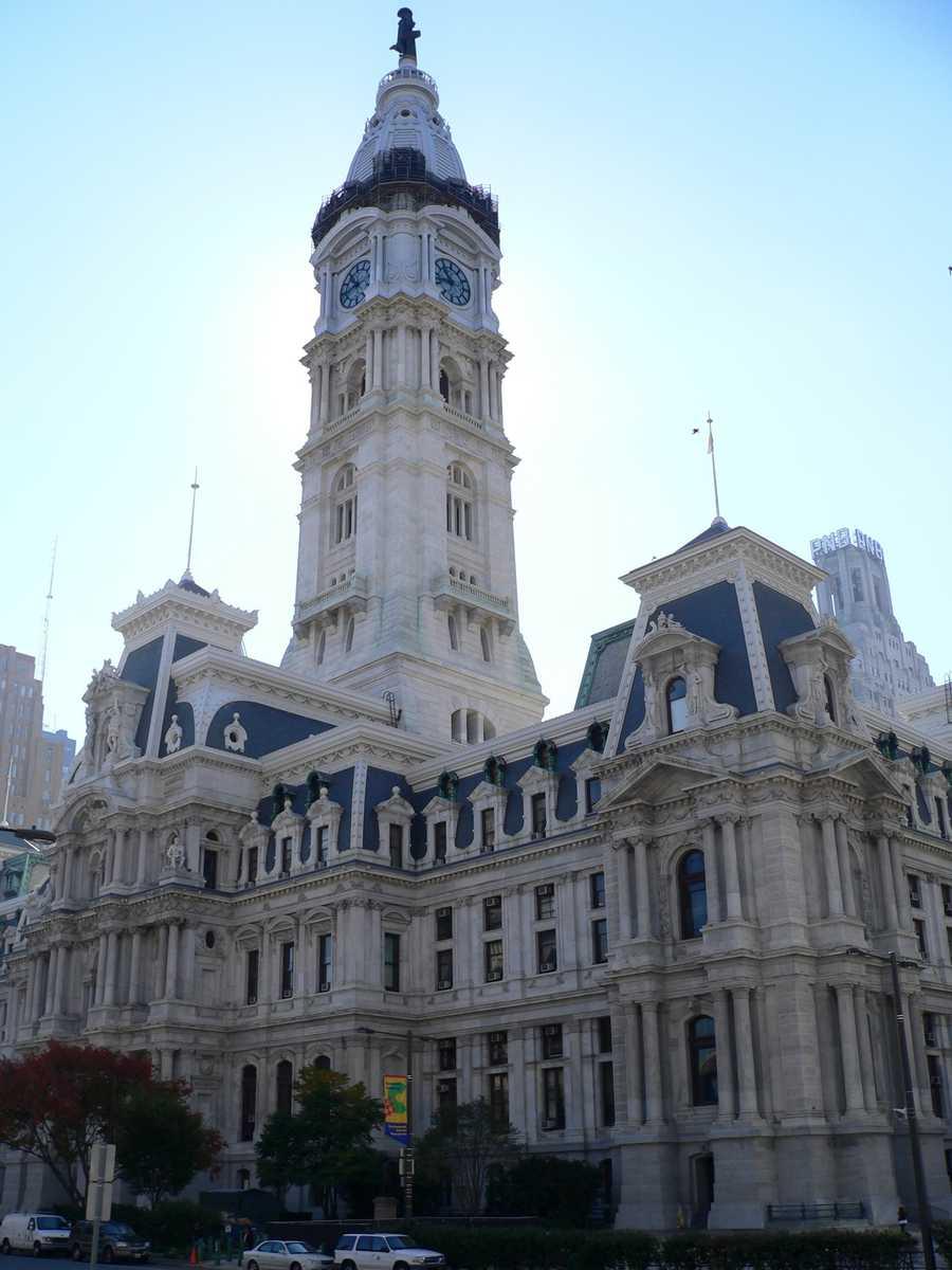 2. CITY OF PHILADELPHIA