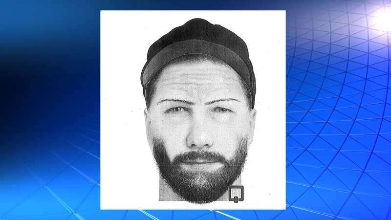 State police in Greensburg released this composite sketch after a reported child-luring case. They later determined that the man did not lure the child.