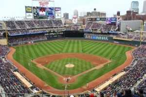 6) Target Field, Minneapolis, Minnesota