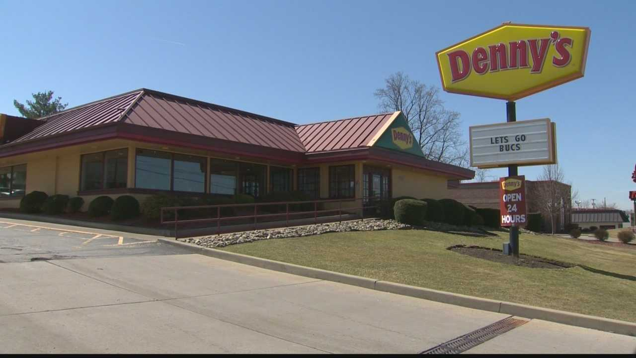 Monroeville Denny's robbed