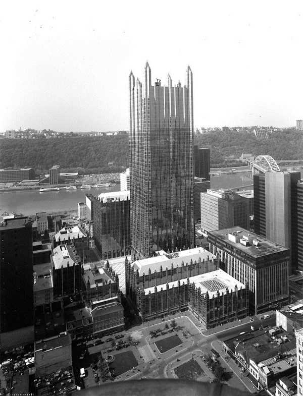 PPG Place in 1984