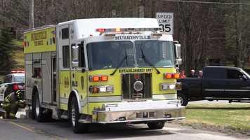 A Murrysville fire truck.
