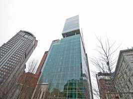 Location: 550 Market St, Downtown Pittsburgh, PAThis recently constructed high rise condo includes two bedrooms, two bathrooms, and includes amazing views of downtown Pittsburgh. The home is listed for $1.49M and is featured on realtor.com