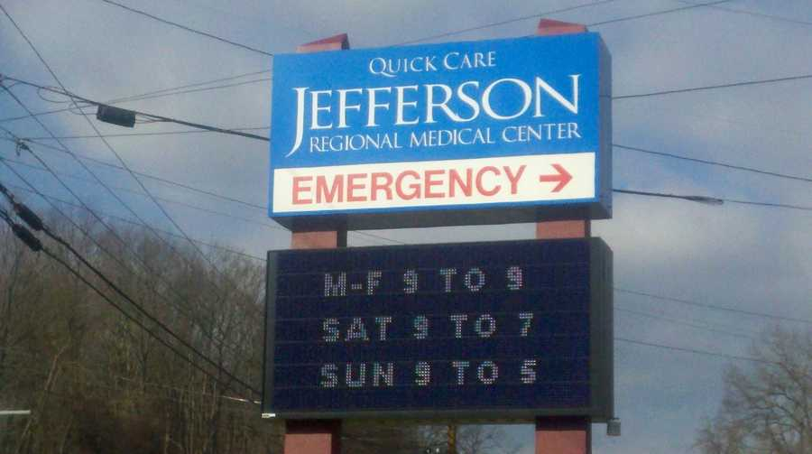 40. Jefferson Regional Medical Center