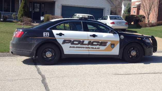 Murrysville police car