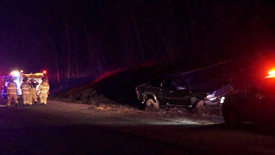 One person was arrested after a car crash on Route 66 in Washington Township, Westmoreland County.