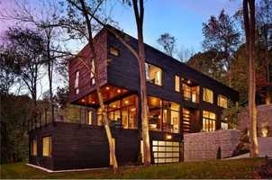 """Location: 159 Papp Rd, Cecil, PAPittsburgh Magazine recently named this as their """"Best New Build Home of the Year"""" and the home could be yours for $1.275M! Tour the home in this slideshow today."""