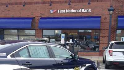 Brentwood bank robbery