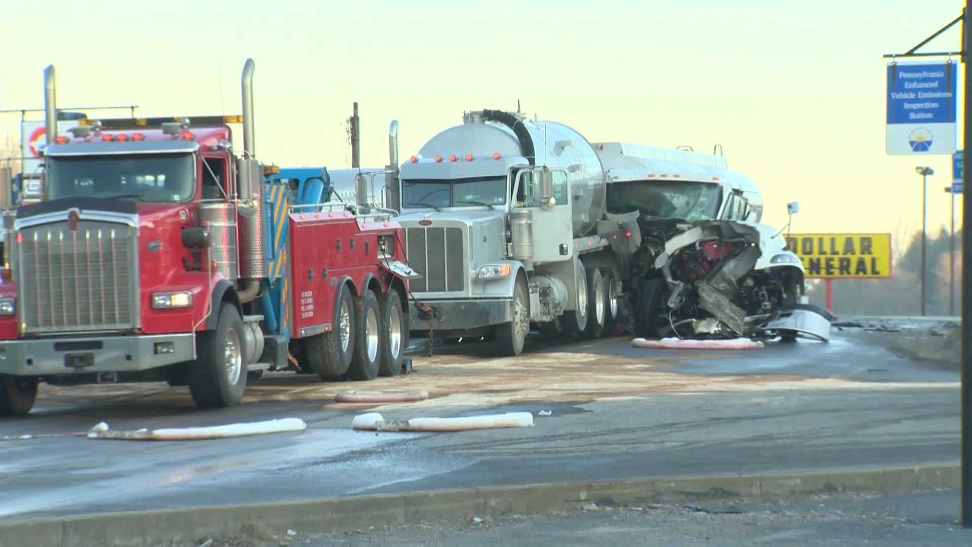 Canton Township crash