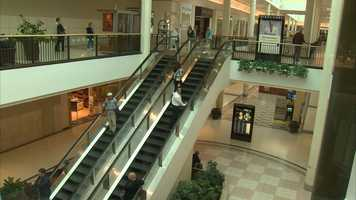 The main concourse of the mall will have new glass railings, soft seating areas and a fresh coat of paint.