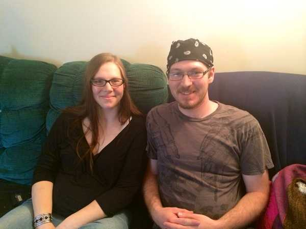 Michelle Van Horne and Kody Stancombe are the parents of the conjoined twins.