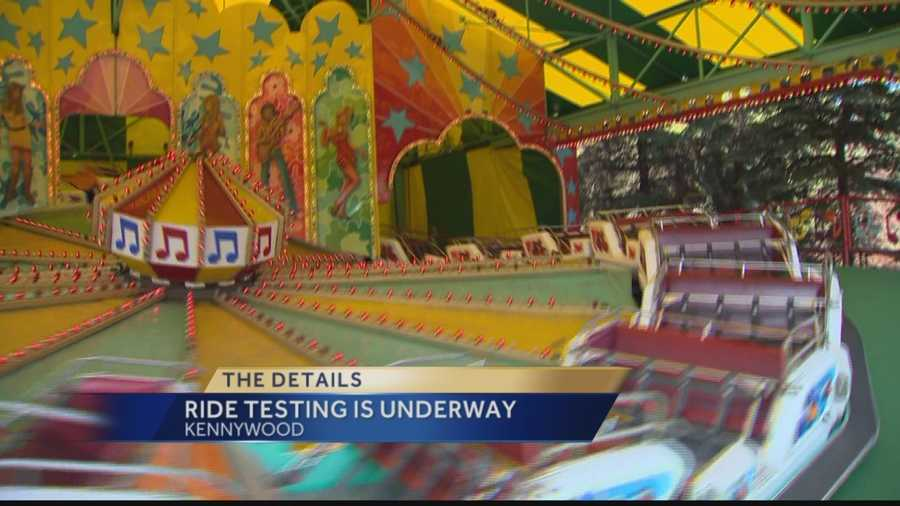 VIDEO: Watch Ryan Recker's report from Kennywood
