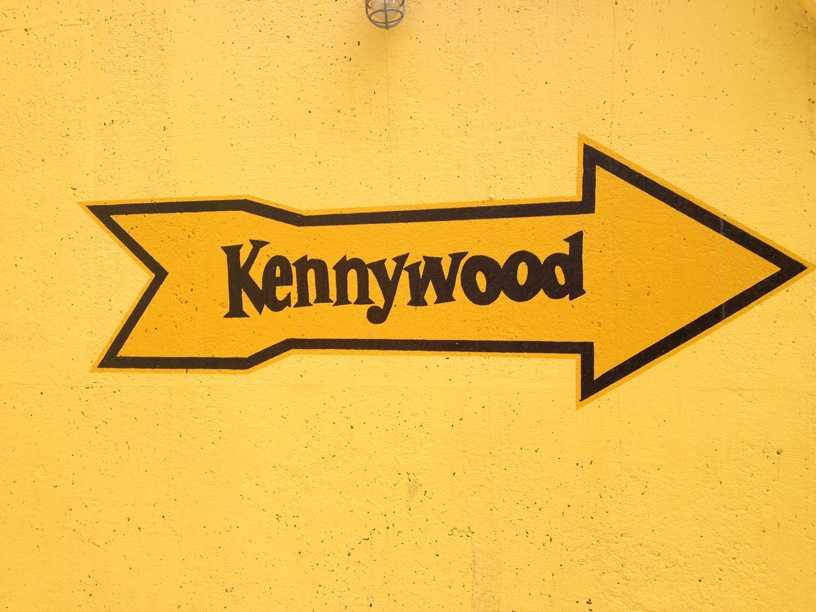 It's the 90th anniversary of the Kennywood arrow